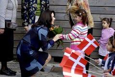 πριγκήπισσα Mary κορωνών Στοκ Εικόνες