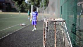 Πριν από ένα παιχνίδι ποδοσφαίρου φιλμ μικρού μήκους
