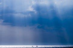 Πριν από τη βροχή Στοκ φωτογραφίες με δικαίωμα ελεύθερης χρήσης