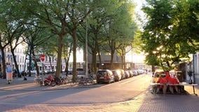 Πριν από το ηλιοβασίλεμα Στοκ φωτογραφία με δικαίωμα ελεύθερης χρήσης