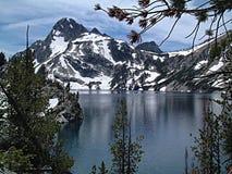 Πριονωτή λίμνη Στοκ φωτογραφίες με δικαίωμα ελεύθερης χρήσης