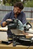 πριόνι ξυλουργών Στοκ Φωτογραφίες