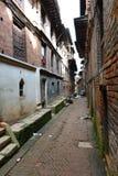 Προάστια του Κατμαντού, Νεπάλ Στοκ Φωτογραφία