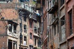 Προάστια του Κατμαντού, Νεπάλ Στοκ Εικόνες