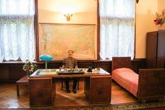 Προαστιακό γραφείο του Στάλιν ` s Στοκ εικόνες με δικαίωμα ελεύθερης χρήσης
