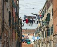 προαύλιο Βενετία Στοκ Εικόνες
