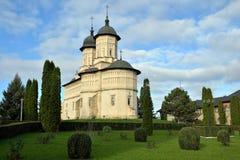 Προαύλιο και κήπος μοναστηριών Στοκ Φωτογραφίες