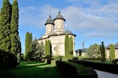 Προαύλιο μοναστηριών Στοκ φωτογραφία με δικαίωμα ελεύθερης χρήσης