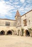 Προαύλιο Aquitaine στοκ φωτογραφία