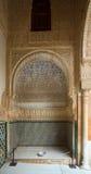 Προαύλιο Myrtles (Patio de Los Arrayanes), Alhambra Στοκ Εικόνες