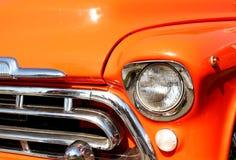 Προβολέας ενός εκλεκτής ποιότητας αυτοκινήτου στοκ εικόνα με δικαίωμα ελεύθερης χρήσης
