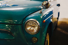 Προβολέας ενός εκλεκτής ποιότητας αυτοκινήτου Στοκ φωτογραφίες με δικαίωμα ελεύθερης χρήσης