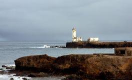 Προβολέας Praia Στοκ Εικόνες