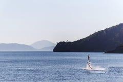 Προβολή ύδατος Στοκ φωτογραφία με δικαίωμα ελεύθερης χρήσης