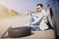 Προβλήματα αυτοκινήτων Στοκ Φωτογραφίες