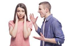 Προβλήματα σε σχέσεις στοκ εικόνα με δικαίωμα ελεύθερης χρήσης