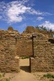 Προγονική αρχιτεκτονική Puebloan Στοκ φωτογραφία με δικαίωμα ελεύθερης χρήσης