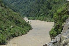 Προγράμματα δύναμης Arun τρίτος υδρο στοκ φωτογραφία με δικαίωμα ελεύθερης χρήσης