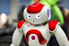 Προγραμματίσημο ρομπότ για την εκπαίδευση Στοκ Εικόνα