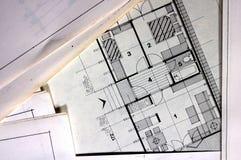προγραμματισμός αρχιτεκτονικής Στοκ εικόνα με δικαίωμα ελεύθερης χρήσης