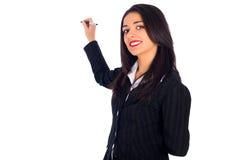 Προγραμματισμός γυναικών στοκ φωτογραφίες