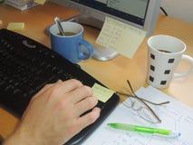 Προγραμματισμός ζευγαριού στον ακραίους προγραμματισμό και το ράγκμπι Στοκ εικόνα με δικαίωμα ελεύθερης χρήσης