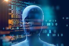 Προγραμματισμός του αφηρημένου υποβάθρου τεχνολογίας κώδικα του λογισμικού deve Στοκ φωτογραφίες με δικαίωμα ελεύθερης χρήσης