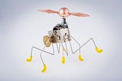 Προγραμματιστικό λάθος ρομπότ Στοκ Φωτογραφία