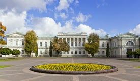 Προεδρικό προαύλιο παλατιών στοκ εικόνες