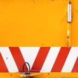 προειδοποίηση οχημάτων σ& στοκ φωτογραφίες