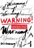 προειδοποίηση απεικόνιση αποθεμάτων