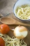 Προετοιμάστε το γεύμα Στοκ εικόνα με δικαίωμα ελεύθερης χρήσης