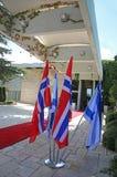 Προεδρική κατοικία του Ισραήλ Στοκ φωτογραφίες με δικαίωμα ελεύθερης χρήσης