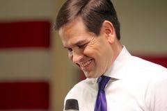 Προεδρικός υποψήφιος γερουσιαστής Marco Rubio Στοκ εικόνα με δικαίωμα ελεύθερης χρήσης