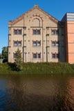 Προηγούμενη 19η φυλακή αιώνα Στοκ Εικόνα