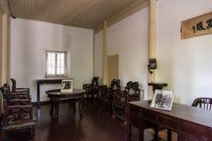 Προηγούμενη κατοικία Zhongshan ήλιων στοκ εικόνες