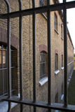 προηγούμενη φυλακή Στοκ Φωτογραφίες