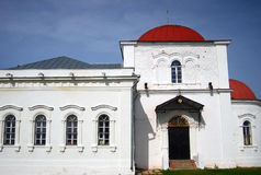 Προηγούμενο κτήριο εκκλησιών σε Kolomna Κρεμλίνο Στοκ Φωτογραφίες