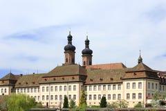 Προηγούμενο Benedictine μοναστήρι, Γερμανία Στοκ φωτογραφία με δικαίωμα ελεύθερης χρήσης