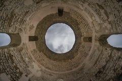 Προθάλαμος στο παλάτι Diocletian ` s Στοκ Φωτογραφία