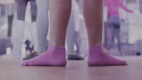 Προθέρμανση πρίν χορεύει φιλμ μικρού μήκους