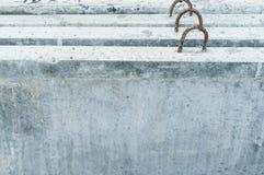 Προκατασκευασμένη σκυρόδεμα πλάκα λαβών Στοκ φωτογραφίες με δικαίωμα ελεύθερης χρήσης