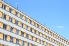 Προκατασκευασμένο σπίτι Στοκ εικόνα με δικαίωμα ελεύθερης χρήσης
