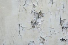 Προκαλεσμένο σκασίματα χρώμα Στοκ Φωτογραφία