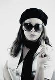 προκλητικά γυαλιά ηλίου Στοκ φωτογραφία με δικαίωμα ελεύθερης χρήσης