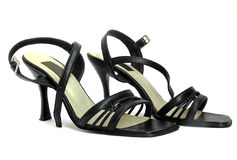 προκλητικά παπούτσια Στοκ φωτογραφίες με δικαίωμα ελεύθερης χρήσης