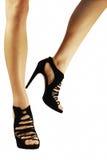 προκλητικά παπούτσια Στοκ Εικόνες