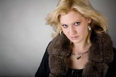 προκλητικές νεολαίες γυναικών Στοκ φωτογραφίες με δικαίωμα ελεύθερης χρήσης
