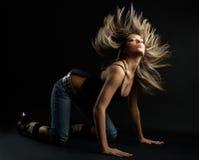 προκλητική γυναίκα Στοκ φωτογραφία με δικαίωμα ελεύθερης χρήσης