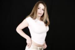 προκλητική γυναίκα 7 στοκ εικόνα
